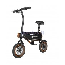 Elektrinis dviratis Sponge City