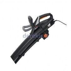 Elektrinis lapų pūstuvas Deltafox DG-ELB 3014 - 3000W