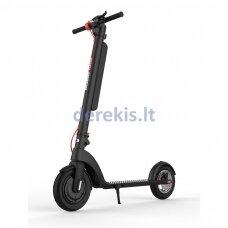 Elektrinis paspirtukas Beaster Scooter BS801B, 700 W, 36 V, 10,4 Ah, 25,4 cm ratai, juodas