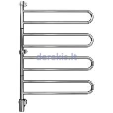 Elektrinis rankšluoščių džiovintuvas PAX U 4/650, 25-1026 (be laikmačio)