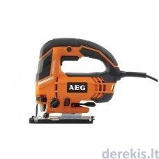 Elektrinis siaurapjūklis AEG STEP100X, 4935451000