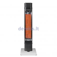 Elektrinis terasos šildytuvas Eurom Heat and Beat, 2200 W