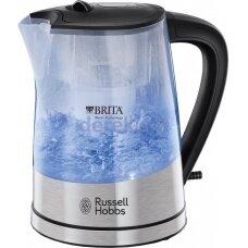 """Elektrinis virdulys Russell Hobbs' """"Purity Black"""" (Brita) 22850-70"""