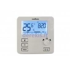 Elektroninis programuojamas termostatas (termoreguliatorius) WELLMO WTH30.21