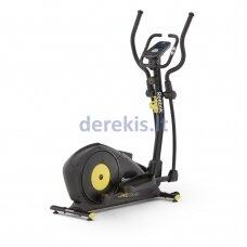 Elipsinis treniruoklis Reebok GX40 ONE Black Yellow (iki 110kg, smagr. 7kg)