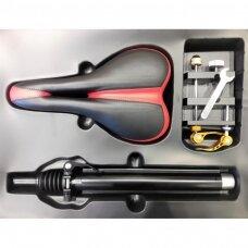Elektrinio paspirtuko sėdynė Beaster Scooter BSSEAT, tinka BS700B, BS701B, BS800B modeliams