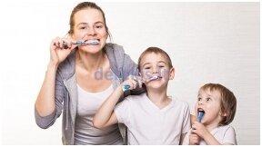 Elektrinis dantų šepetėlis, ar verta rinktis?