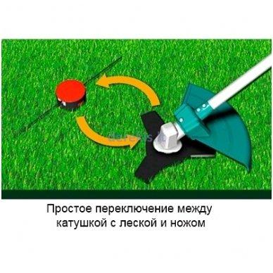 Elektrinė krūmapjovė BOSCH AFS 23-37, 06008A9000 7