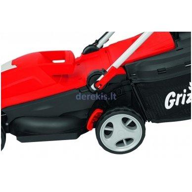 Elektrinė vejapjovė 1400W Grizzly ERM 1434-3, 72050008 8