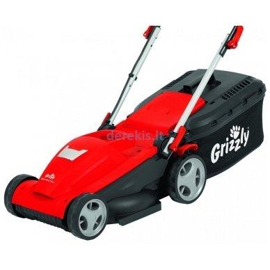 Elektrinė vejapjovė 1400W Grizzly ERM 1434-3, 72050008 3