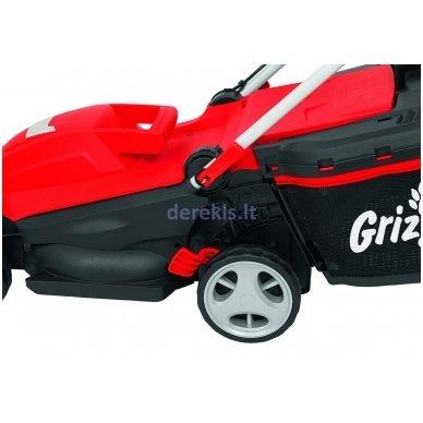 Elektrinė vejapjovė 1600W Grizzly ERM 1637-3, 72050017 4