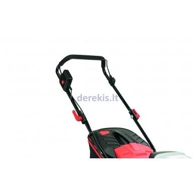 Elektrinė vejapjovė 1600W Grizzly ERM 1642 Trike, 72050501 5