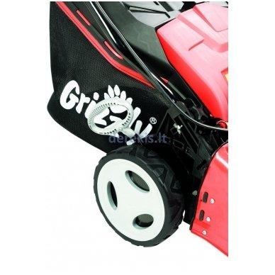 Elektrinė vejapjovė 1600W Grizzly ERM 1642 Trike, 72050501 6