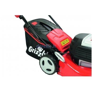 Elektrinė vejapjovė 1600W Grizzly ERM 1642 Trike, 72050501 3