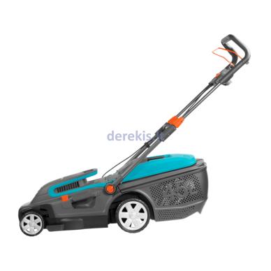 Elektrinė vejapjovė Gardena PowerMax™ 1600/37, 5037-20 (967656601) 2