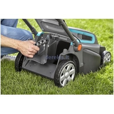 Elektrinė vejapjovė Gardena PowerMax™ 1800/42, 5042-20 (967657001) 10