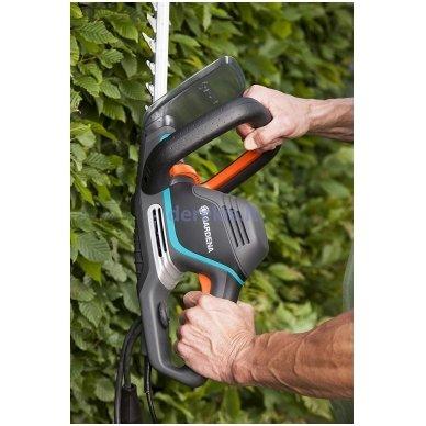Elektrinės gyvatvorių žirklės Gardena ComfortCut 600/55, 9834-20 (967079401) 5