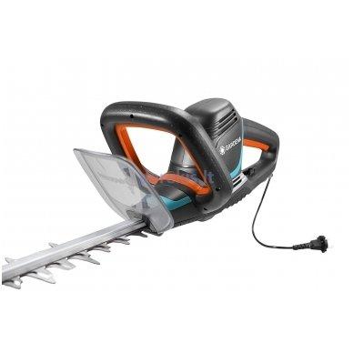 Elektrinės gyvatvorių žirklės Gardena ComfortCut 600/55, 9834-20 (967079401) 2