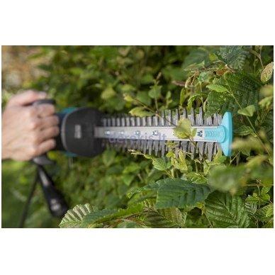 Elektrinės gyvatvorių žirklės Gardena EasyCut 450/50, 9831-20 (967608301) 3