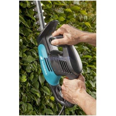 Elektrinės gyvatvorių žirklės Gardena EasyCut 450/50, 9831-20 (967608301) 4