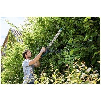 Elektrinės gyvatvorių žirklės Gardena EasyCut 450/50, 9831-20 (967608301) 5