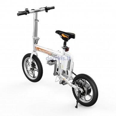 Elektrinis dviratis Airwheel R5-214.7 WH 3