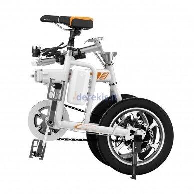 Elektrinis dviratis Airwheel R5-214.7 WH 5