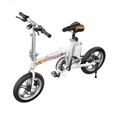 Elektrinis dviratis Airwheel R5-214.7 WH