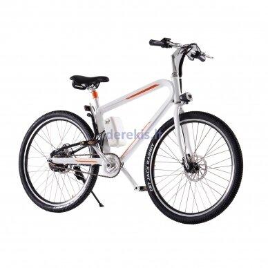 Elektrinis dviratis Airwheel R8-214.6 WH baltas 2