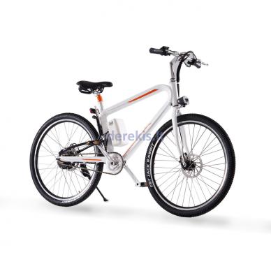 Elektrinis dviratis Airwheel R8-214.6 WH baltas 3