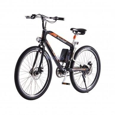Elektrinis dviratis Airwheel R8-214.6 WH juoda