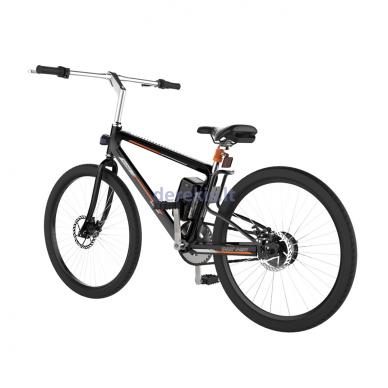 Elektrinis dviratis Airwheel R8-214.6 WH juoda 5
