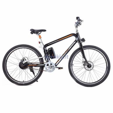 Elektrinis dviratis Airwheel R8-214.6 WH juoda 3