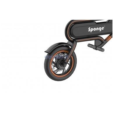 Elektrinis dviratis Sponge City 4