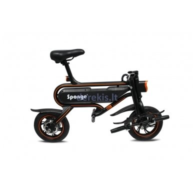 Elektrinis dviratis Sponge City 6