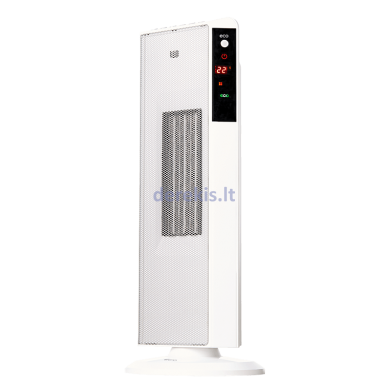 Elektrinis šildytuvas ECG KT200DT baltas 4