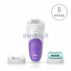 Epiliatorius Braun Silk-épil 5 SensoSmart™ 5/880