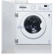 Įmontuojama skalbyklė ELECTROLUX EWG147410W