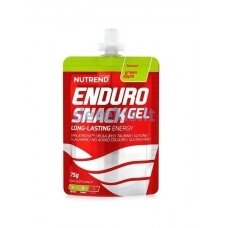 Gelis Nutrend Endurosnack pack 75g žalio obuolio skonio