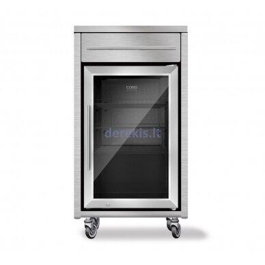 Gėrimų šaldytuvas - spintelė Caso Barbecue - Counter & Cool 2