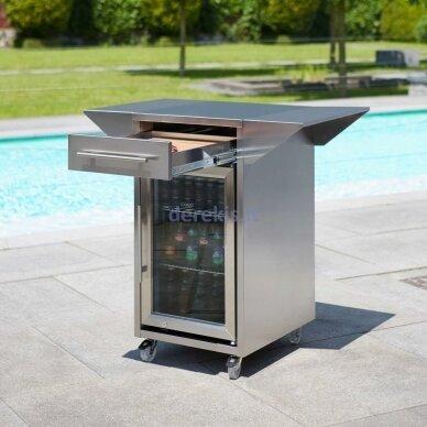 Gėrimų šaldytuvas - spintelė Caso Barbecue - Counter & Cool 3