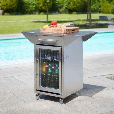 Gėrimų šaldytuvas - spintelė Caso Barbecue - Counter & Cool 4