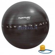 Gimnastikos kamuolys Tunturi Anti Burst 14TUSFU288, 75cm