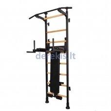 Gimnastikos sienelė su aksesuarais BenchK 513