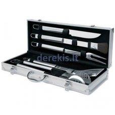 Grilio įrankių rinkinys Electrolux EBBQTOOLS