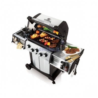 Grilis Broil King Sovereign 90 3