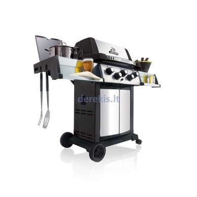 Grilis Broil King Sovereign 90 2