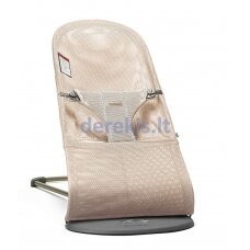 BabyBjorn Bouncer Bliss, Mesh, Pearly Pink 006001