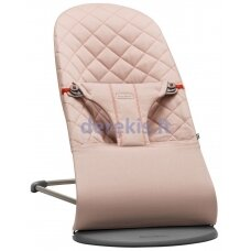 BabyBjorn Bouncer Bliss, Cotton, Old Rose 006014