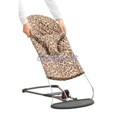 BABYBJÖRN  Fabric Seat for Bouncer Bliss - Beige/Leopard 012075